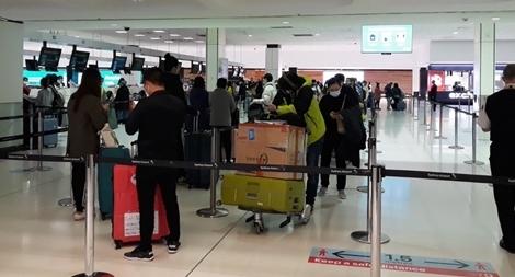 Hơn 340 người Việt từ Australia về nước, hạ cánh ở Tân Sơn Nhất