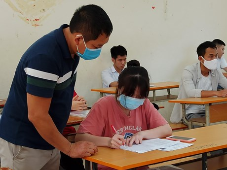 Bộ GD-ĐT: 14 thí sinh vi phạm quy chế bị xử lý trong ngày thi đầu tiên