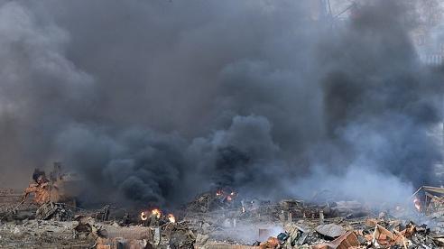 Phu nhân đại sứ Hà Lan thiệt mạng do vụ nổ thảm khốc ở Lebanon