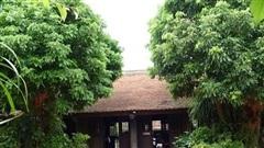 Chuyện lạ trong ngôi nhà gỗ hơn 100 tuổi ở Hà Nam