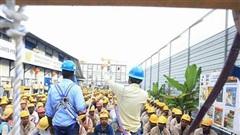 Tăng cường quản lý, chấn chỉnh công tác an toàn - vệ sinh lao động