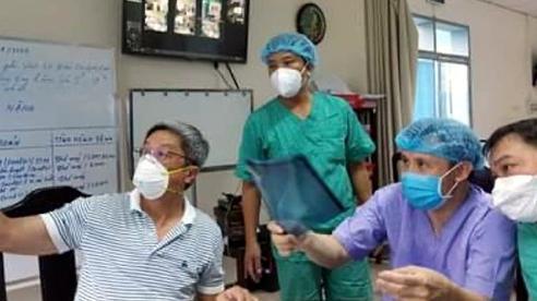 2 bệnh nhân âm tính với SARS-CoV-2 tại BV Trung ương Huế cơ sở 2