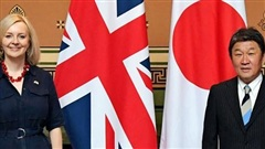 Nhật Bản - Anh: Thúc đẩy cơ chế hợp tác