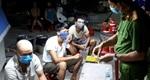 Ba tài xế xe đầu kéo chở hàng từ Quảng Nam ra Huế trốn cách ly