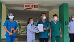 Bệnh nhân thứ 5 nhiễm COVID-19 tại Đà Nẵng được công bố khỏi bệnh