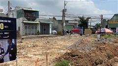 Bình Dương: Sở Xây dựng xử phạt CĐT dự án Hoàng Tiến Central 40 triệu đồng vì xây dựng trái phép