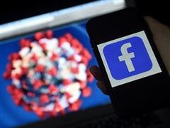 Facebook xóa hàng triệu bài đăng vì thông tin sai về COVID-19