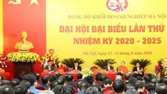 Nâng cao năng lực lãnh đạo của tổ chức Đảng, góp phần phát triển kinh tế Thủ đô