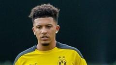Diễn biến nóng chuyển nhượng Jadon Sancho về Man Utd