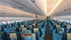 Hơn 300 khách 'mắc kẹt' tại Đà Nẵng đã về thành phố Hồ Chí Minh