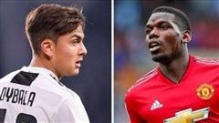 MU được Juventus gạ đổi Pogba lấy Dybala