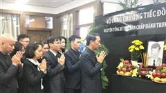 Lễ viếng và mở sổ tang tưởng niệm nguyên Tổng Bí thư Lê Khả Phiêu tại các cơ quan đại diện Việt Nam ở nước ngoài