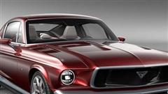 Aviar Motors ra mắt xe điện lấy cảm hứng từ Tesla Model S và Ford Mustang 1967
