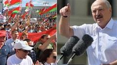 Hỗn loạn hậu bầu cử, TT Lukashenko tuyên bố: Không ai được phép giao nộp Belarus, kể cả khi tôi chết!
