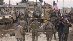 Hai trực thăng Mỹ 'tấn công chốt kiểm soát quân đội Syria'