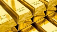 Giá vàng lên xuống thất thường