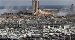 LHQ kêu gọi hỗ trợ Lebanon khắc phục hậu quả vụ nổ ở Beirut
