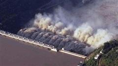 Hỏa hoạn tại đập thủy điện Ấn Độ, 9 người vẫn đang mắc kẹt