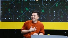 Nam Cường 'cam chịu' khi bị Dương Thanh Vàng liên tục 'cà khịa'