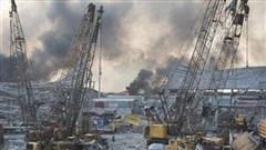 Bắt giữ thêm 2 người liên quan vụ nổ ở cảng Beirut