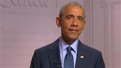 Điểm bất thường trong bài phát biểu của cựu TT Obama: Thông điệp 'đầy nỗi sợ' gửi người Mỹ