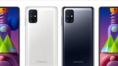 Rò rỉ hình ảnh, cấu hình smartphone Samsung Galaxy M51