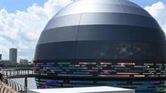 Tin tức công nghệ mới nhất ngày 26/8: Thiết kế độc đáo của Apple Store với hình quả cầu phát sáng khổng lồ
