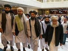 Pakistan hối thúc Taliban nối lại hòa đàm với chính phủ Afghanistan