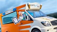 Kỷ lục Guiness thú vị: Xe bán kem chạy điện nhanh nhất thế giới