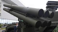 Tên lửa Hermes đánh trúng tử huyệt của xe tăng