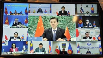 Tham vấn về hợp tác kinh tế giữa các nước ASEAN +3
