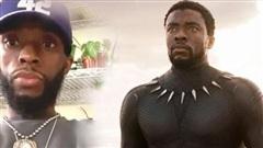 Xót xa hình ảnh gầy gò của tài tử 'Black Panther' khi chống chọi với bệnh ung thư