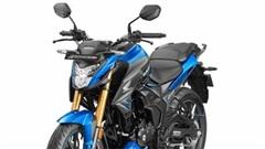 Honda trình làng mẫu nakedbike Hornet 2.0 tại Ấn Độ