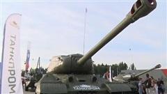 'Con đường vinh danh' 100 năm ngành chế tạo xe tăng Liên Xô và Nga