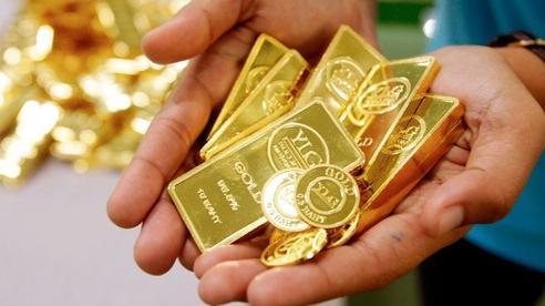 Giá vàng trong nước tiếp tục tăng phiên đầu tháng 9