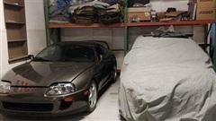 Khám phá nhà kho chất đống Toyota Supra, BMW M3 của trùm buôn ma túy