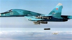 Đòn thù Không quân Nga đã trút xuống phiến quân