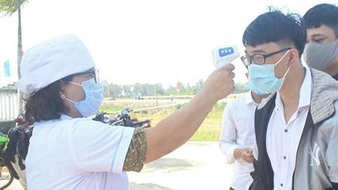 Hơn 9.200 thí sinh Quảng Nam dự thi tốt nghiệp THPT đợt hai