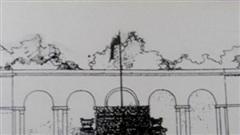 KTS Ngô Huy Quỳnh: Người thiết kế Lễ đài Độc lập