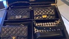 Cường Đô La mua 4 chiếc túi Chanel 'nhí' trị giá tới hơn 600 triệu dành tặng con gái cưng mới chào đời