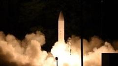 Mỹ thử thành công tên lửa siêu thanh trên mặt đất