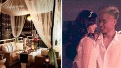 Bùi Tiến Dũng và mẫu Tây Dianka hẹn hò riêng ở nơi sang chảnh, lãng mạn
