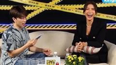 Minh Tú phản ứng trước tin đồn học trò The Face hẹn hò cùng bạn trai cũ, tiết lộ về mối quan hệ hiện tại với Andree