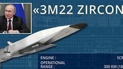 Mỹ nỗ lực đánh cắp bí mật tên lửa Zircon của Nga
