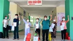 Chiều 5/9: Không có ca mắc mới COVID-19, 805 bệnh nhân ra viện