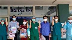 11 bệnh nhân Đà Nẵng được công bố khỏi bệnh