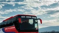 Cận cảnh chuyến xe buýt 70 ngày phiêu lưu xuyên lục địa Á Âu
