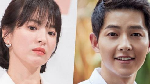 Truyền thông Hàn tiết lộ nguyên nhân khiến Song Hye Kyo và Song Joong Ki ly hôn