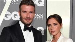 Vợ chồng David Beckham giấu kín việc nhiễm COVID-19