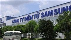 TP HCM kiến nghị khẩn Thủ tướng cho phép Samsung chuyển đổi sang doanh nghiệp chế xuất